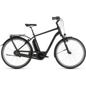 Cube Town Hybrid EXC 500 Bicicletta elettrica da città nero